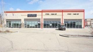 Photo 1: 707 10441 99 Avenue: Fort Saskatchewan Retail for sale or lease : MLS®# E4237276