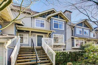 """Photo 1: 38 7488 SOUTHWYNDE Avenue in Burnaby: South Slope Townhouse for sale in """"LEDGESTONE I"""" (Burnaby South)  : MLS®# R2347709"""