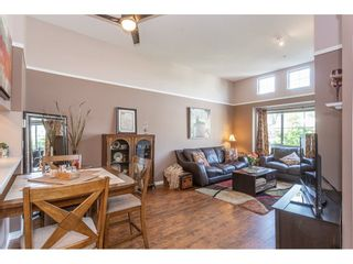"""Photo 8: 323 19528 FRASER Highway in Surrey: Cloverdale BC Condo for sale in """"FAIRMONT"""" (Cloverdale)  : MLS®# R2310771"""