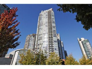 "Photo 1: 2302 1408 STRATHMORE Mews in Vancouver: Yaletown Condo for sale in ""West One"" (Vancouver West)  : MLS®# V1086401"