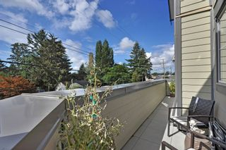 "Photo 20: 224 32095 HILLCREST Avenue in Abbotsford: Abbotsford West Townhouse for sale in ""Cedar Park Plaza"" : MLS®# R2098998"