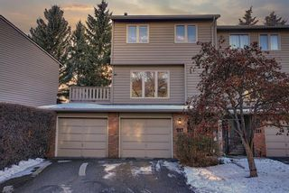 Photo 1: 213 Point Mckay Terrace NW in Calgary: Point McKay Row/Townhouse for sale : MLS®# A1050776
