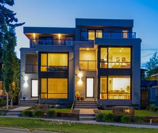 Main Photo: 2710 Parkdale Boulevard NW in Calgary: West Hillhurst Semi Detached for sale : MLS®# A1113109