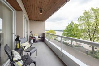 """Photo 5: 305 5 K DE K Court in New Westminster: Quay Condo for sale in """"Quayside Terrace"""" : MLS®# R2366534"""