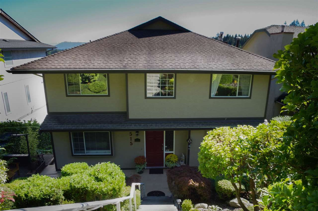 Main Photo: 515 TEMPE Crescent in North Vancouver: Upper Lonsdale House for sale : MLS®# R2504200