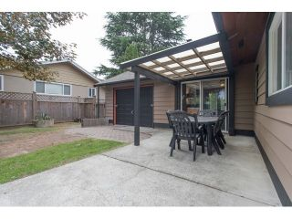 """Photo 18: 5096 208TH Street in Langley: Langley City House for sale in """"NEWLANDS/LANGLEY CITY"""" : MLS®# F1444664"""