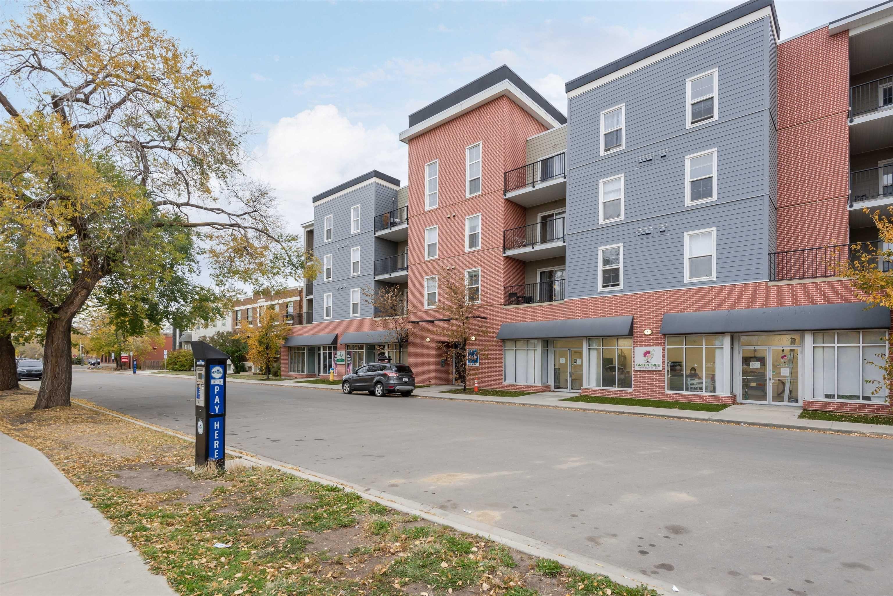 Main Photo: 211 10418 81 Avenue in Edmonton: Zone 15 Condo for sale : MLS®# E4264981