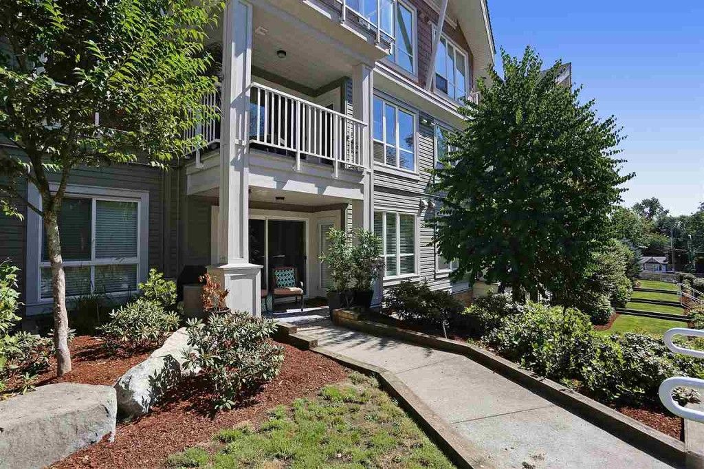 Main Photo: 209 6420 194 ST in Surrey: Cloverdale BC Condo for sale (Cloverdale)  : MLS®# R2103794