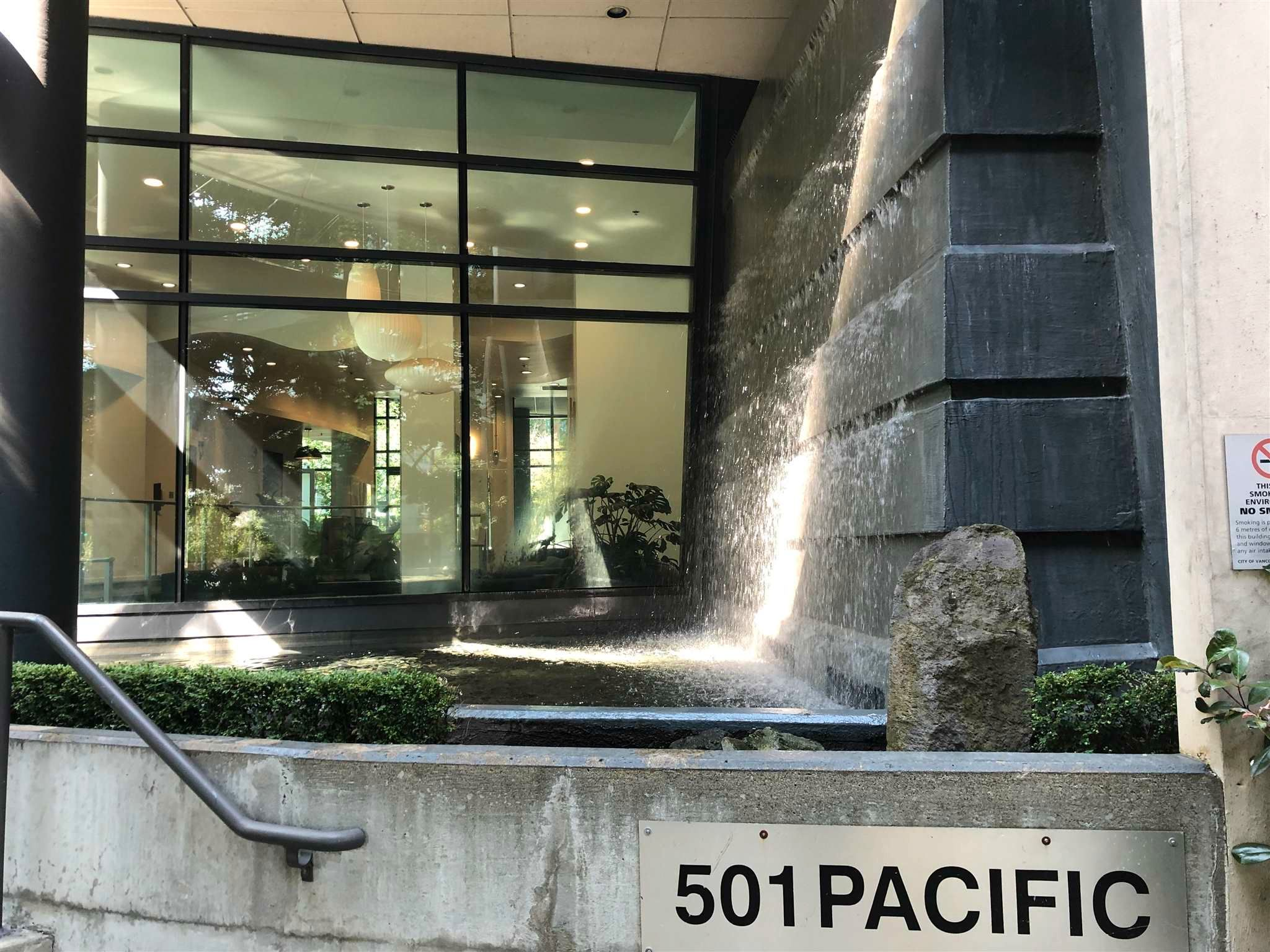 """Main Photo: 503 501 PACIFIC Street in Vancouver: Downtown VW Condo for sale in """"501 PACIFIC"""" (Vancouver West)  : MLS®# R2599166"""