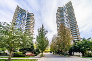"""Photo 1: 2703 6188 WILSON Avenue in Burnaby: Metrotown Condo for sale in """"JEWEL"""" (Burnaby South)  : MLS®# R2618857"""