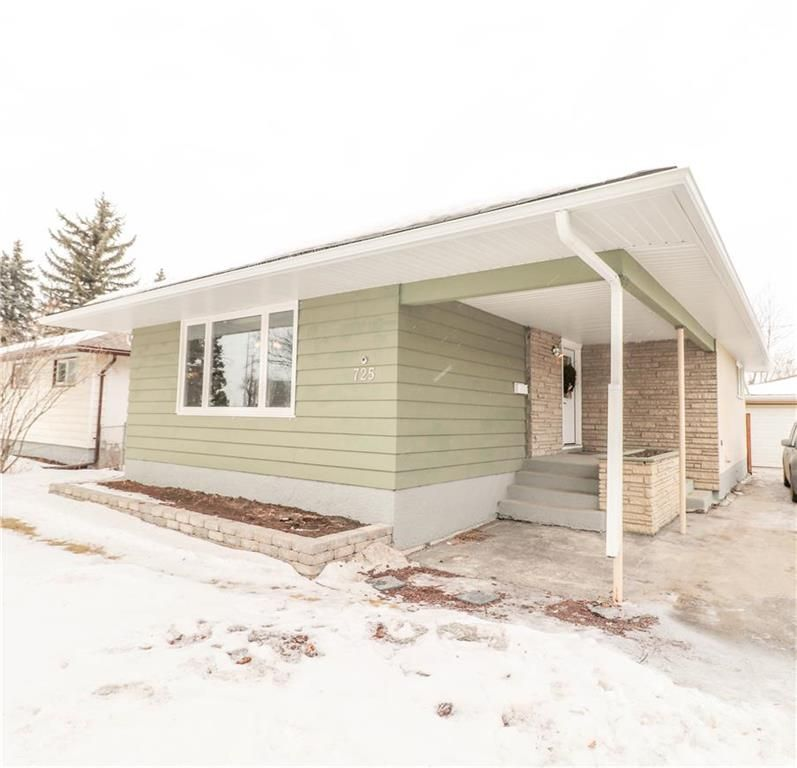 Main Photo: 725 Kildare Avenue West in Winnipeg: West Transcona Residential for sale (3L)  : MLS®# 202103872