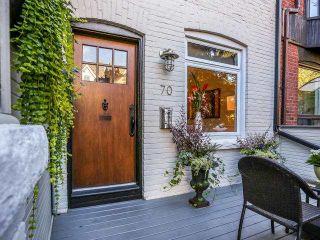 Photo 1: 70 Hamilton Street in Toronto: South Riverdale House (3-Storey) for sale (Toronto E01)  : MLS®# E3321363