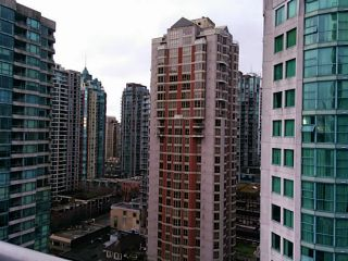 Photo 3: # 1608 821 CAMBIE ST in Vancouver: Downtown VW Condo for sale (Vancouver West)  : MLS®# V1101643