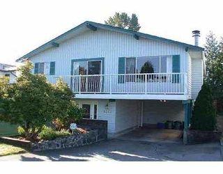 Photo 1: 3106 DUNKIRK AV in Coquitlam: New Horizons House for sale : MLS®# V575433