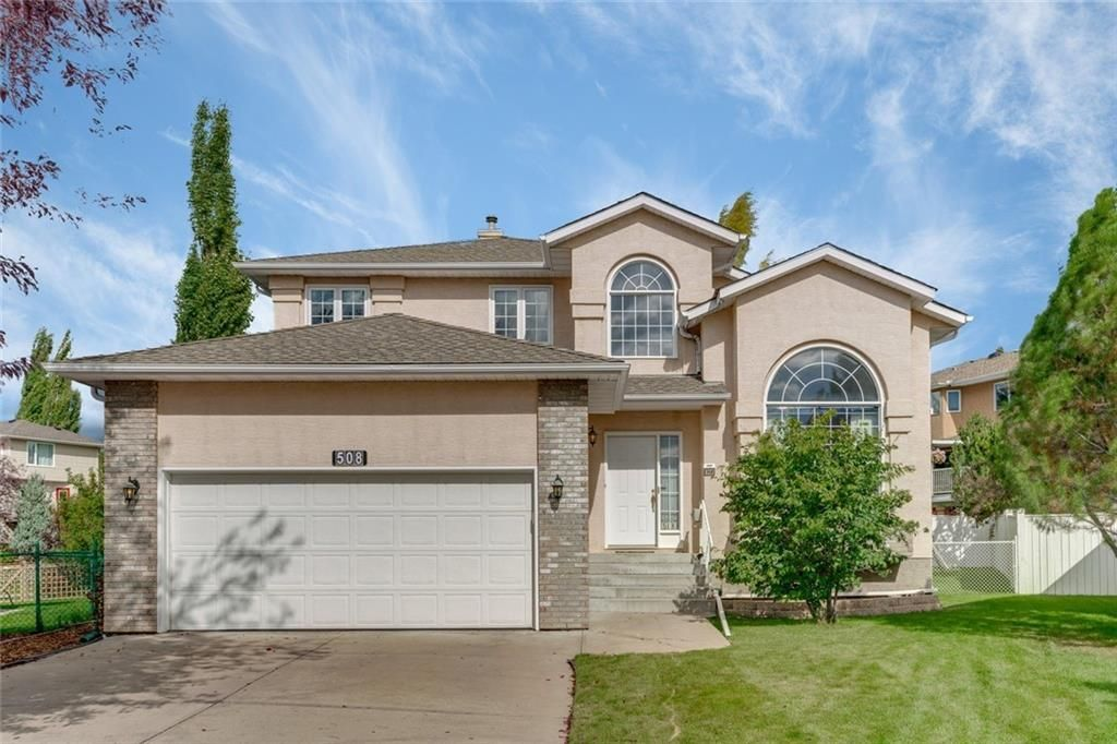 Main Photo: 508 SIERRA MORENA Place SW in Calgary: Signal Hill Detached for sale : MLS®# C4270387