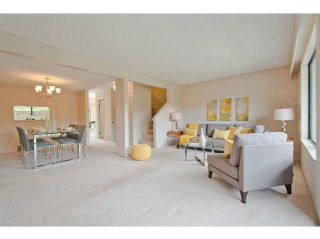 """Photo 3: 995 OLD LILLOOET Road in North Vancouver: Lynnmour Townhouse for sale in """"LYNNMOUR WEST"""" : MLS®# V1066492"""