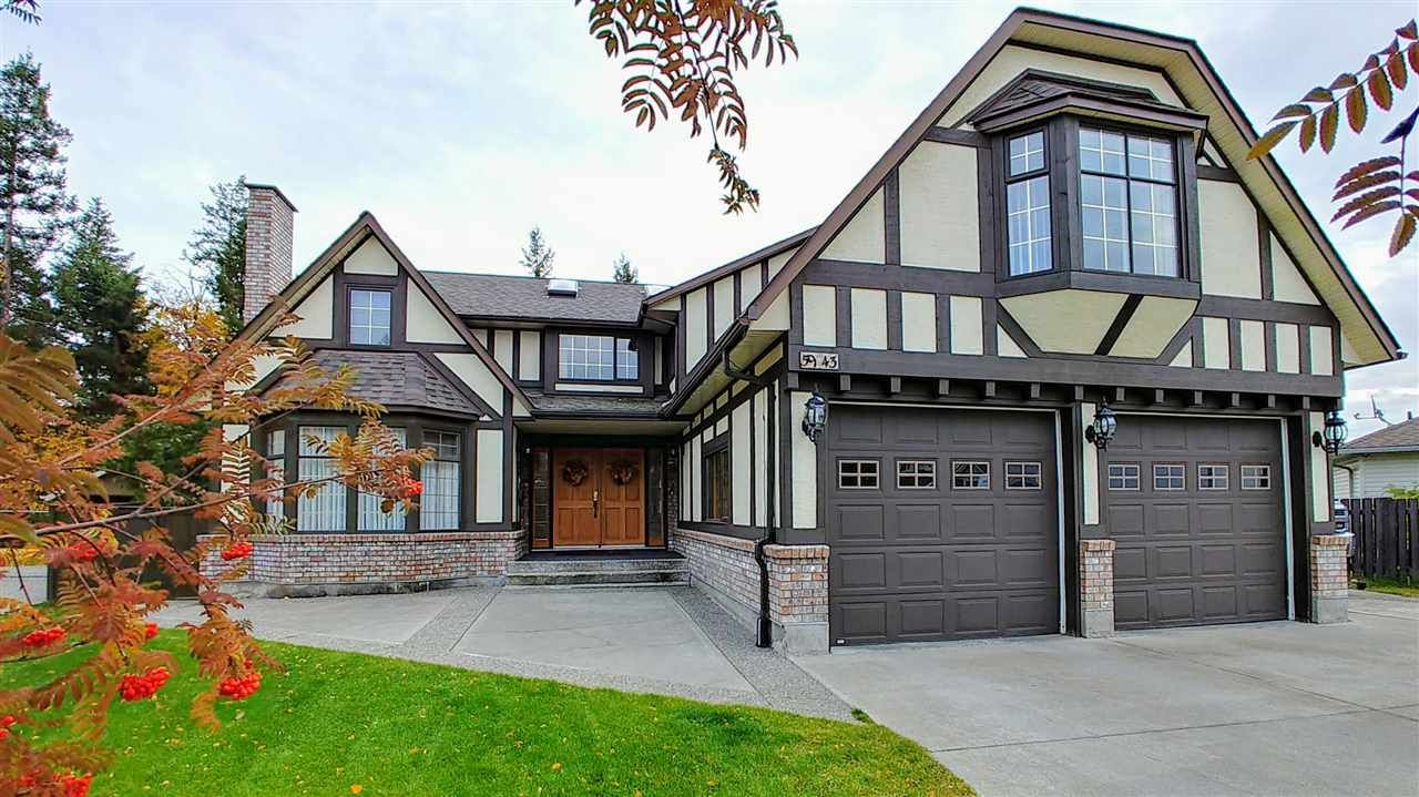 """Main Photo: 5943 ENNS Place in Prince George: Hart Highlands House for sale in """"HART HIGHLANDS"""" (PG City North (Zone 73))  : MLS®# R2330913"""