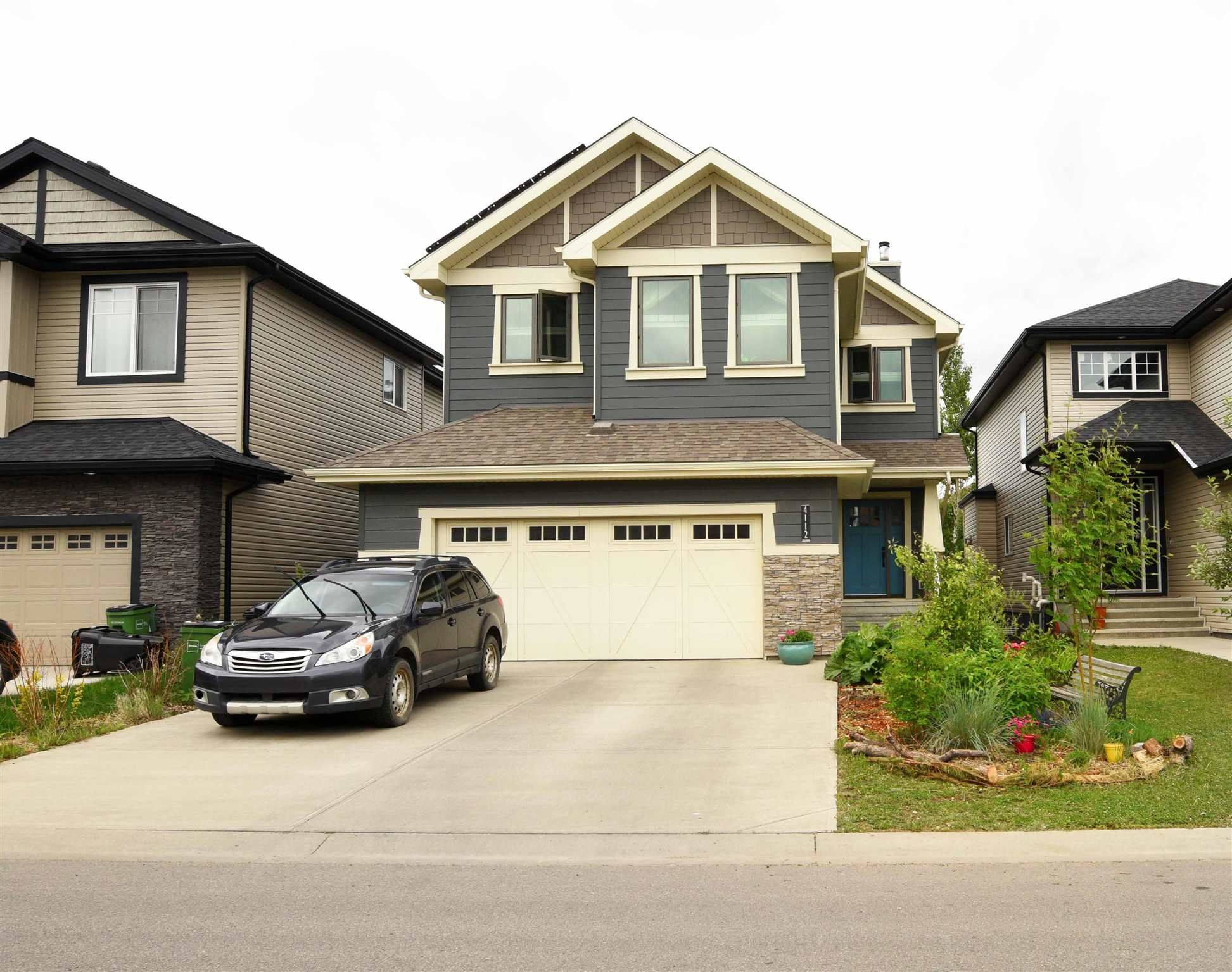 Main Photo: 4112 CHARLES Link in Edmonton: Zone 55 House for sale : MLS®# E4254618