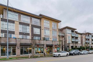 "Photo 1: 301 85 EIGHTH Avenue in New Westminster: GlenBrooke North Condo for sale in ""EIGHT WEST"" : MLS®# R2528425"
