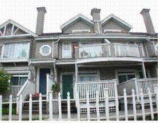 "Photo 1: 86 2422 HAWTHORNE AV in Port Coquiltam: Central Pt Coquitlam Townhouse for sale in ""HAWTHORNE GATE"" (Port Coquitlam)  : MLS®# V547229"
