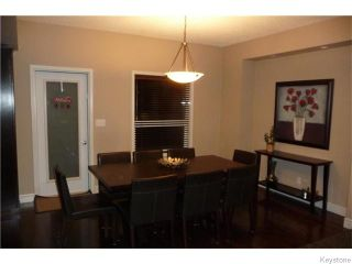 Photo 5: 46 Faraway Lane in WINNIPEG: St Vital Residential for sale (South East Winnipeg)  : MLS®# 1601427