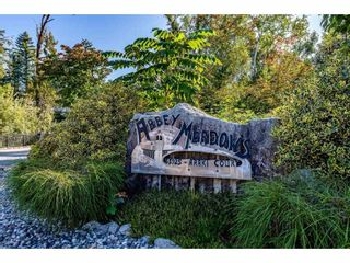 """Photo 20: 33 33925 ARAKI Court in Mission: Mission BC House for sale in """"Abbey Meadows"""" : MLS®# R2403001"""