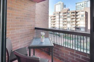 """Photo 19: 623 1333 HORNBY Street in Vancouver: Downtown VW Condo for sale in """"Anchor Point"""" (Vancouver West)  : MLS®# R2583045"""