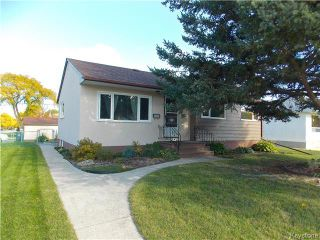 Photo 1: 155 Fernwood Avenue in Winnipeg: Residential for sale (2D)  : MLS®# 1726071