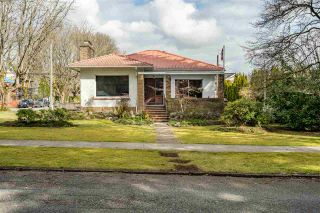 Photo 1: 1295 W 26TH Street in Vancouver: Shaughnessy House for sale (Vancouver West)  : MLS®# R2559331