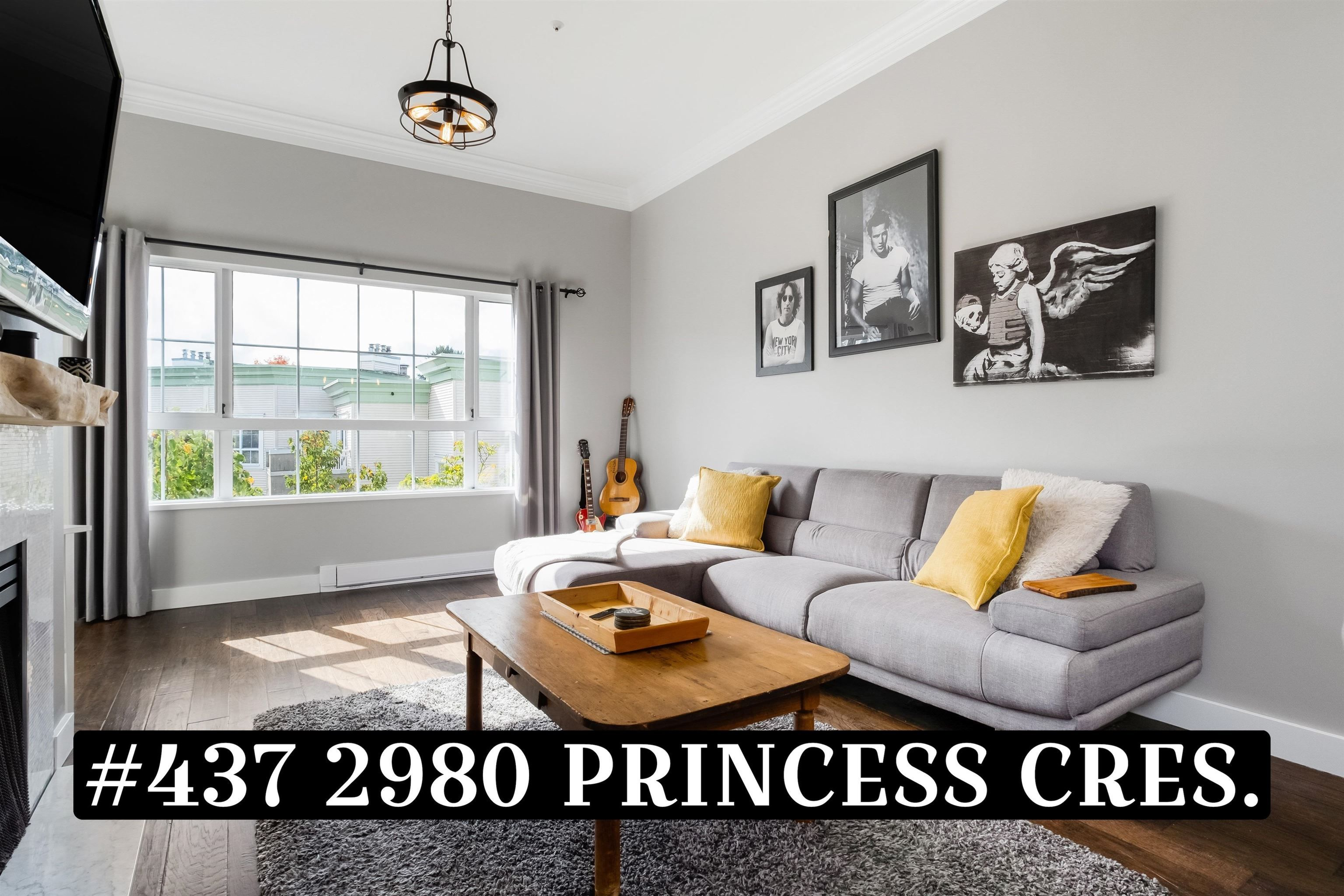 """Main Photo: 437 2980 PRINCESS Crescent in Coquitlam: Canyon Springs Condo for sale in """"Montclaire"""" : MLS®# R2624750"""
