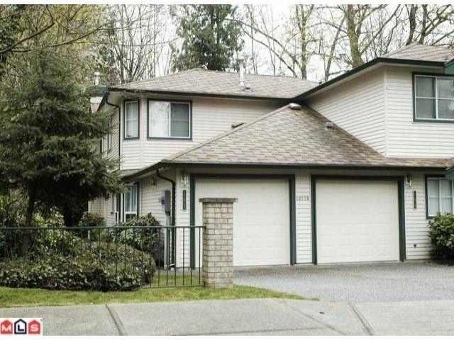 "Main Photo: # 101 10250 155A ST in Surrey: Guildford Condo for sale in ""Creekside Estates"" (North Surrey)  : MLS®# F1022262"