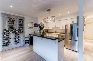 """Photo 5: 305 1299 W 7TH Avenue in Vancouver: Fairview VW Condo for sale in """"MARBELLA"""" (Vancouver West)  : MLS®# R2501313"""