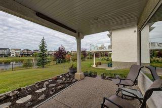 Photo 35: 6616 SANDIN Cove in Edmonton: Zone 14 House Half Duplex for sale : MLS®# E4262068