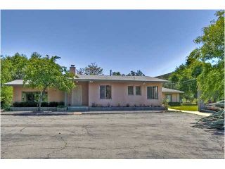 Main Photo: POWAY House for sale : 3 bedrooms : 12915 Claire