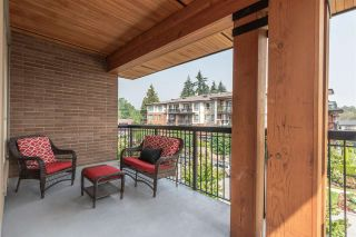 """Photo 16: 310 1150 KENSAL Place in Coquitlam: New Horizons Condo for sale in """"THOMAS HOUSE"""" : MLS®# R2297775"""