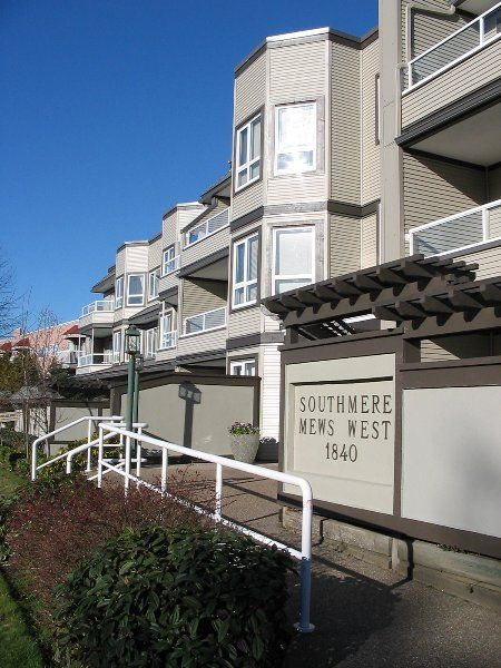 Main Photo: #208, 1840 Southmere Crescent East, Surrey in Surrey: Condo for sale (Sunnyside Acres)