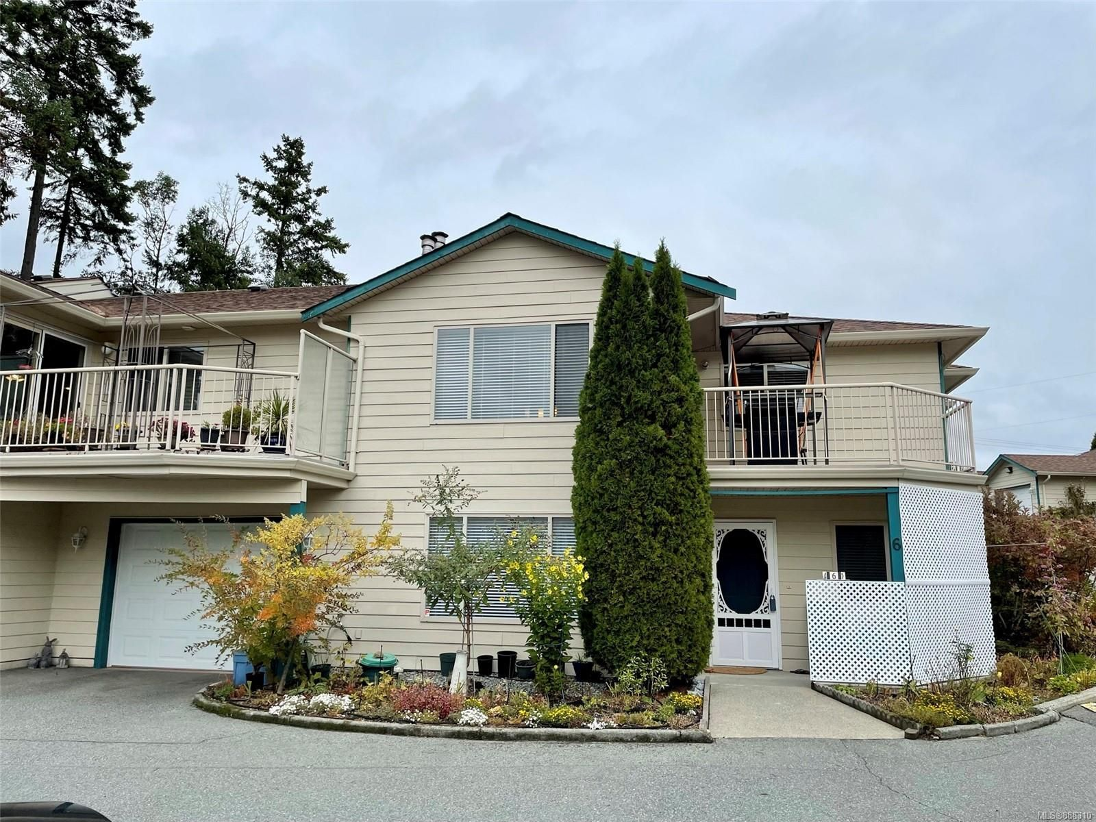 Main Photo: 6 4271 Wellington Rd in Nanaimo: Na Diver Lake Row/Townhouse for sale : MLS®# 888310
