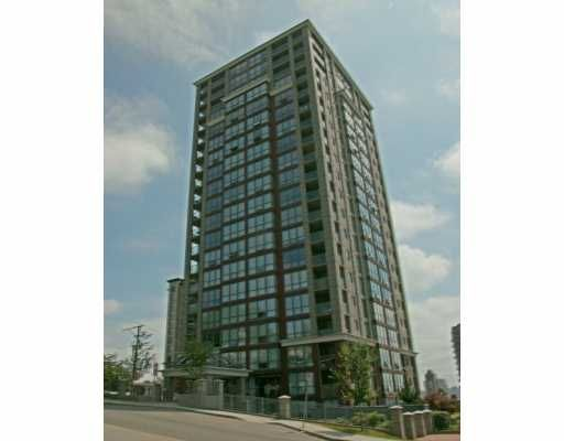 """Main Photo: 1704 850 ROYAL AV in New Westminster: Downtown NW Condo for sale in """"THE ROYALTON"""" : MLS®# V599358"""