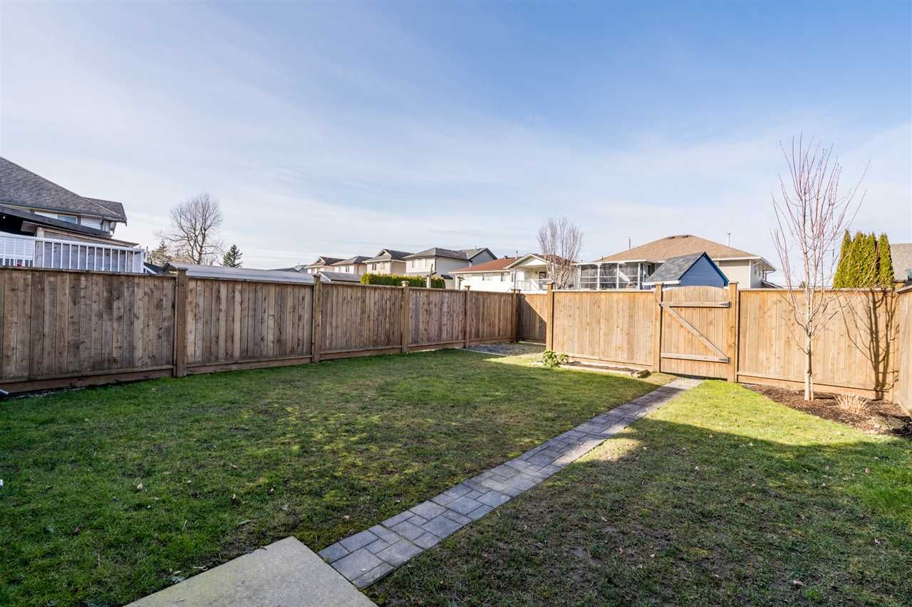 """Photo 29: Photos: 34777 1ST Avenue in Abbotsford: Poplar House for sale in """"Huntingdon Village"""" : MLS®# R2545017"""