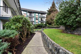 "Photo 2: 210 5450 EMPIRE Drive in Burnaby: Capitol Hill BN Condo for sale in ""EMPIRE PLACE"" (Burnaby North)  : MLS®# R2131500"