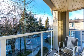 Photo 4: 305 3168 LAUREL Street in Vancouver: Fairview VW Condo for sale (Vancouver West)  : MLS®# R2144691