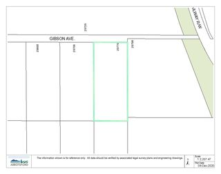 Photo 2: 29770 GIBSON Avenue: Land for sale in Abbotsford: MLS®# R2591869
