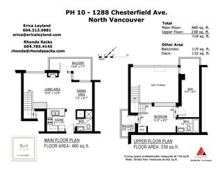 """Photo 38: PH10 1288 CHESTERFIELD Avenue in North Vancouver: Central Lonsdale Condo for sale in """"Alina"""" : MLS®# R2479203"""