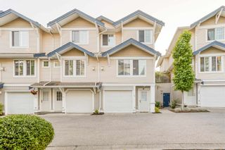 """Photo 1: 15 6533 121 Street in Surrey: West Newton Townhouse for sale in """"STONEBRIAR"""" : MLS®# R2602368"""