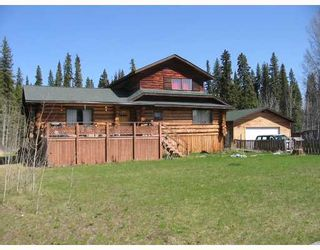 "Photo 1: 4230 PACIFIC Road in Williams_Lake: Williams Lake - Rural North House for sale in ""WILDWOOD"" (Williams Lake (Zone 27))  : MLS®# N189751"