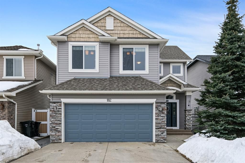 Main Photo: 182 Rockyspring Circle NW in Calgary: Rocky Ridge Residential for sale : MLS®# A1075850