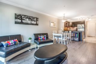 """Photo 4: 103 4025 NORFOLK Street in Burnaby: Central BN Townhouse for sale in """"Norfolk Terrace"""" (Burnaby North)  : MLS®# R2532950"""