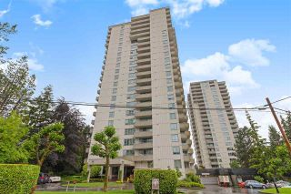 """Photo 2: 1507 5645 BARKER Avenue in Burnaby: Central Park BS Condo for sale in """"Central Park Place"""" (Burnaby South)  : MLS®# R2465224"""