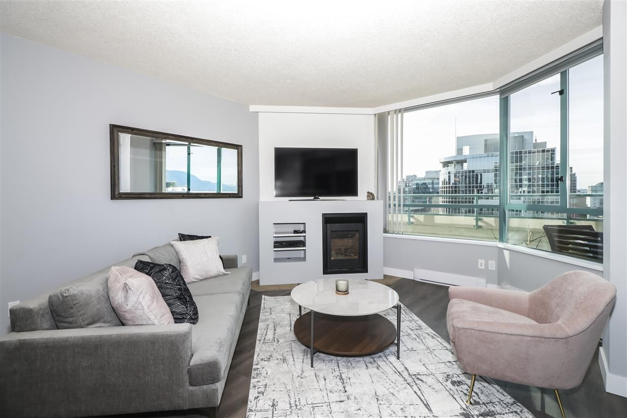 "Main Photo: 603 1355 W BROADWAY Avenue in Vancouver: Fairview VW Condo for sale in ""The Broadway"" (Vancouver West)  : MLS®# R2439144"