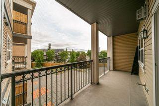 Photo 18: 307 5280 TERWILLEGAR Boulevard in Edmonton: Zone 14 Condo for sale : MLS®# E4253390
